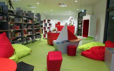 Mediothek öffnet  ab 2. Juni für Besucher