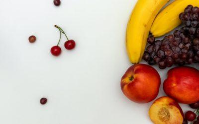 habt ihr schon mal Obst gewürfelt?