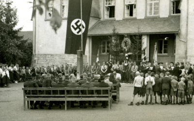 Das Ende des 2. Weltkriegs in Groß-Rechtenbach