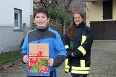 Adventskalender für Feuerwehrnachwuchs