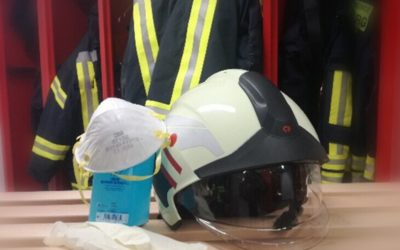 Feuerwehr startet erneut praktischen Übungsdienst
