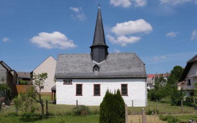 Die Geschichte der Alten Kirche Volpertshausen