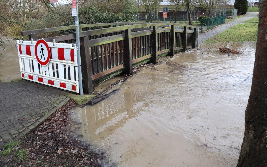 Vorbeugen bei Hochwasser & Überflutungen