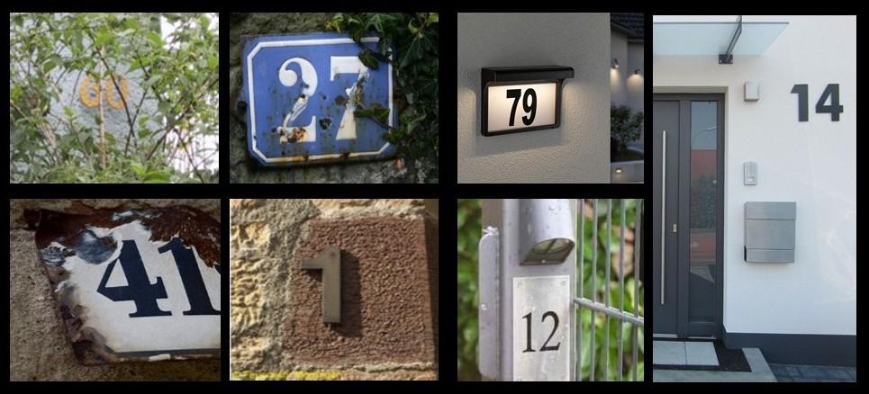 Hausnummern können Leben retten!