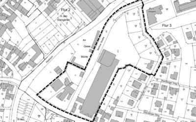 """Bauleitplanung der Gemeinde Hüttenberg, Bebauungsplan Nr. 1.05 """"Leihgesterner Weg"""" – 5. Änderung"""