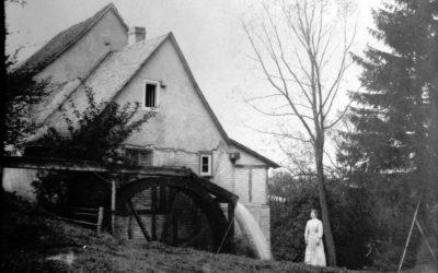 Alte Mühlen in Hüttenberg