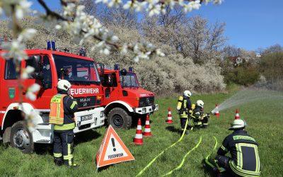 Feuerwehrleute in Hessen können sich impfen lassen