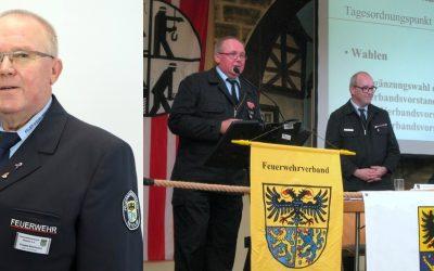 Friedel Mehlmann – unser Mann beim Feuerwehrverband Wetzlar