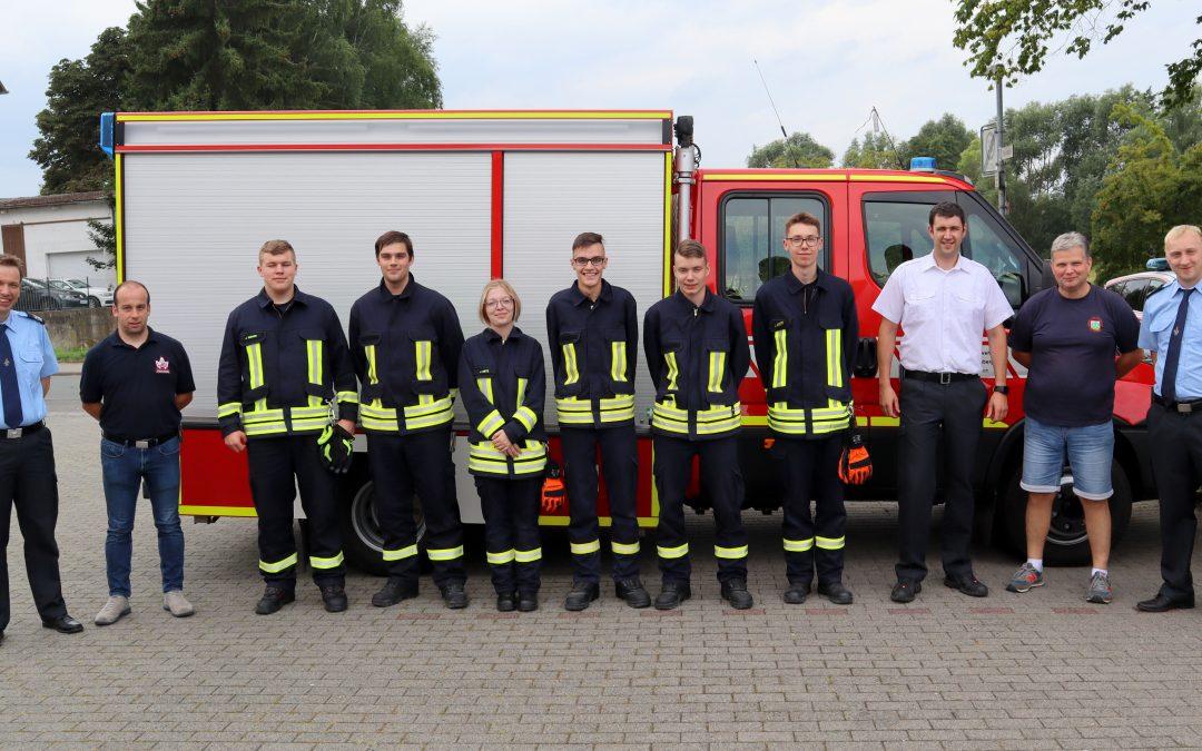 Feuerwehr Grundausbildung