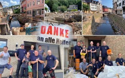 Freiwilliger Helfereinsatz in Bad Münstereifel Vol. 2