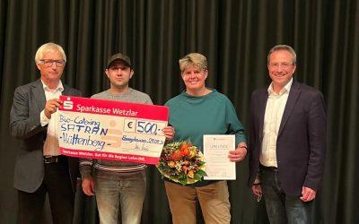 Integrationspreis Lahn-Dill für Bio-Catering Safran